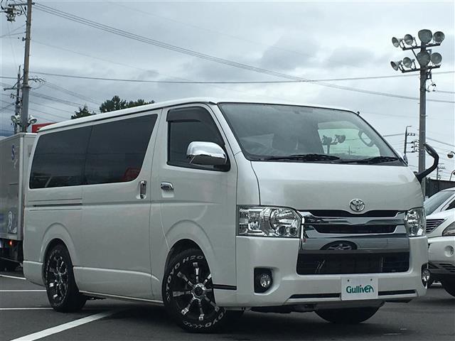 トヨタ スーパーGL ロング