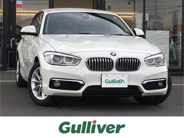 BMW 1シリーズスタイル/ワンオーナー/ナビ/LEDライト/ETC