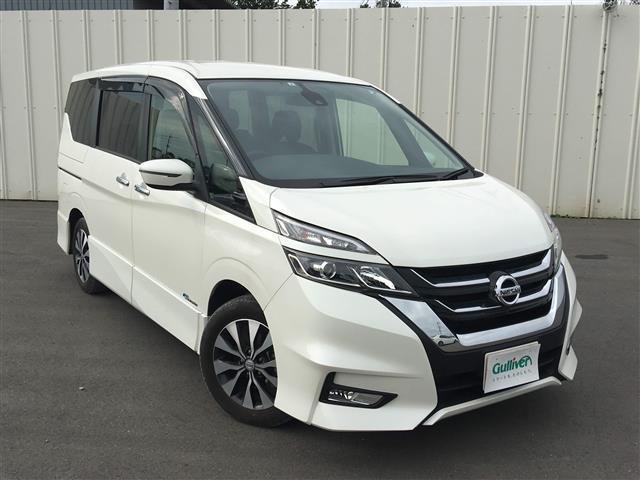 「日産」「セレナ」「ミニバン・ワンボックス」「福井県」の中古車