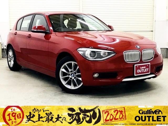 BMW 1シリーズ スタイル HDDナビ ETC 純正アルミ
