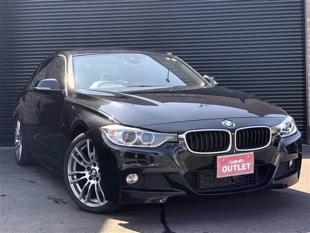 BMW 3シリーズ 320d Mスポーツ メーカーHDDナビ
