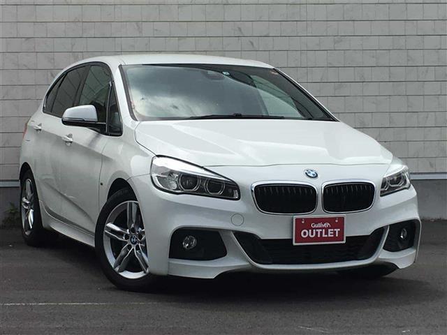 BMW 2シリーズ アクティブツアラー Mスポーツ
