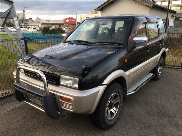 「日産」「ミストラル」「SUV・クロカン」「石川県」の中古車