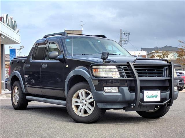 フォード スポーツトラックXLTアドベンチャーアメリカ