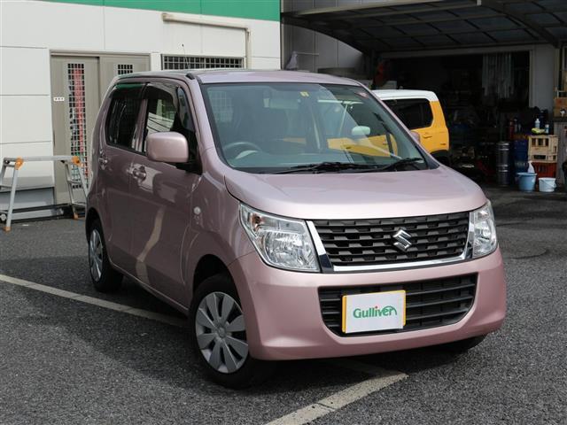 「スズキ」「ワゴンR」「コンパクトカー」「山口県」の中古車