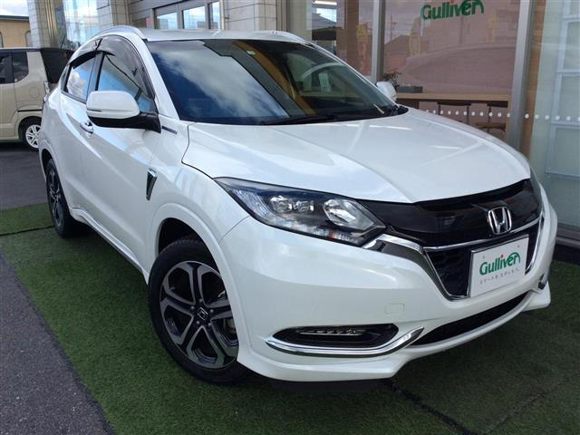 「ホンダ」「ヴェゼル」「SUV・クロカン」「滋賀県」の中古車