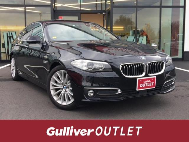 BMW 5シリーズラグジュアリー/HDDナビ/シートヒーター/AW