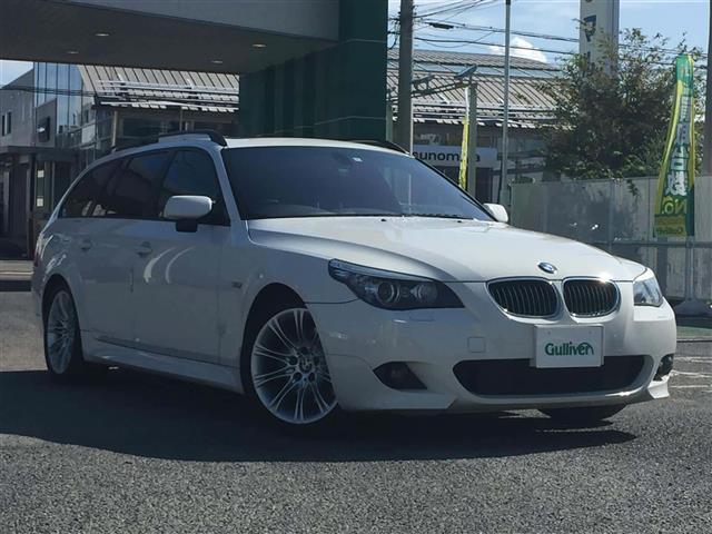 BMW 5シリーズ ツーリング Mスポーツパッケージ