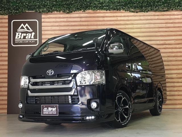 トヨタ スーパーGL ダークプライム 4WD モデリスタ ローダウン