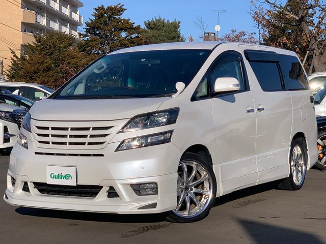 トヨタ 3.5Z ワンオーナー メーカーナビ リアフリップ