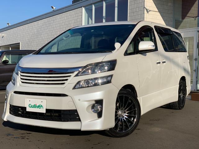 トヨタ 2.4Z 寒冷地仕様 ナビTV シートカバー 夏冬タイヤ
