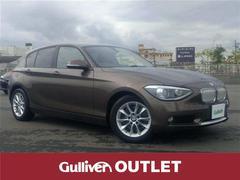 BMW1シリーズ スタイル 純正HDDナビ 純正AW スマートキー