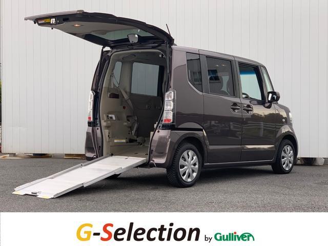 ホンダ G Lパッケージ スローパー車椅子収納装置 ナビリアカメラ