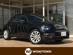 VW ザ・ビートルデザイン レザーパッケージ 純正メモリーナビ フルセグ 本革