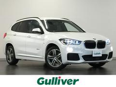 BMW X1sDrive 18i Mスポーツ純正HDDナビ バックカメラ