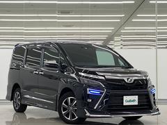 ヴォクシーZS煌 4WD/モデリスタ/トヨタセフティーセンス/ナビ