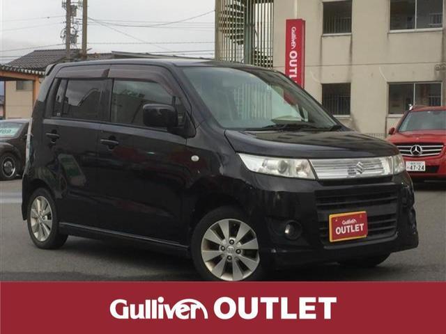 「スズキ」「ワゴンRスティングレー」「コンパクトカー」「福井県」の中古車