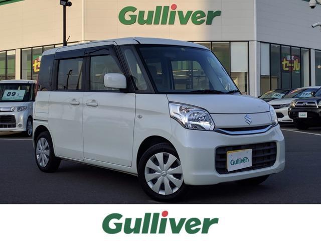 スズキ G/ワンオーナー/純正メモリナビ/運転席シートヒーター/