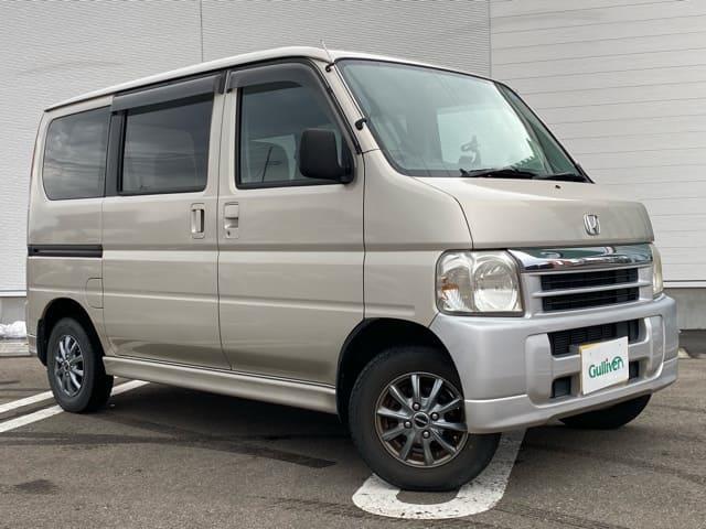 「ホンダ」「バモス」「コンパクトカー」「秋田県」の中古車