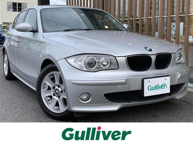 BMW 1シリーズ/社外HDDナビ/フルセグTV/Bカメラ/ETC