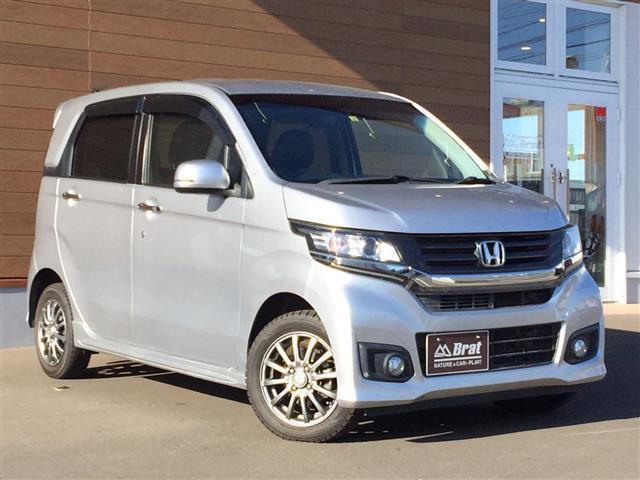 「ホンダ」「N-WGNカスタム」「コンパクトカー」「秋田県」の中古車