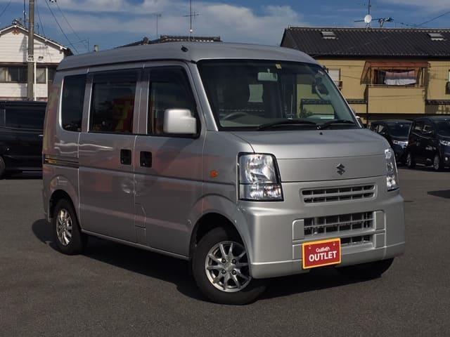 「スズキ」「エブリイ」「コンパクトカー」「福島県」の中古車