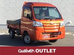 ハイゼットトラックハイルーフ 4WD 5MT 社外メモリーナビ フルセグTV