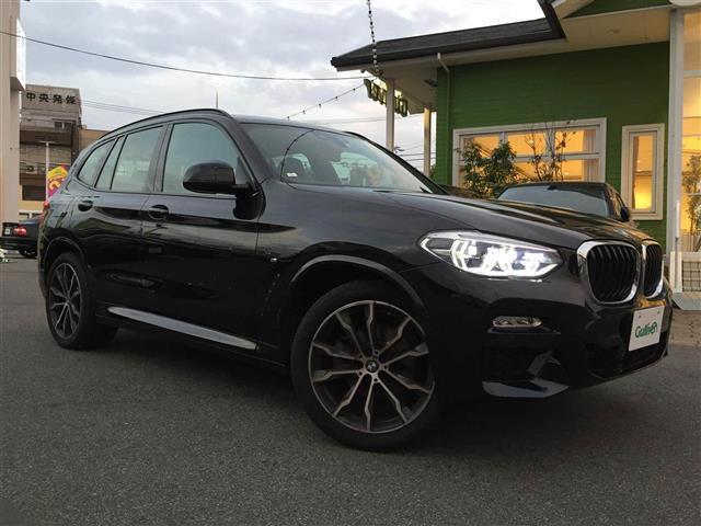 BMW xDrive20d Mスポーツ