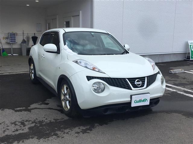 「日産」「ジューク」「SUV・クロカン」「秋田県」の中古車