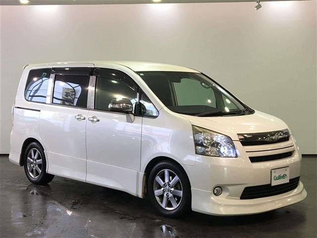 トヨタ S 4WD エアロ ローダウン ナビTV