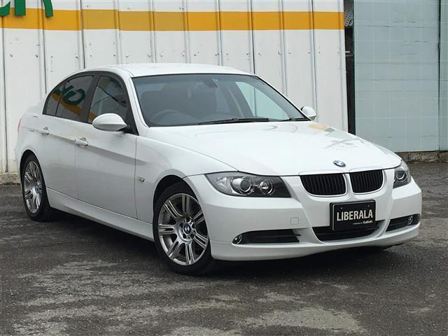 BMW 3シリーズ 純正HDDナビキーレスETC純正17インチアルミ