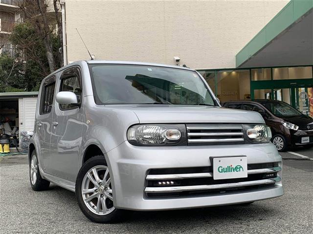 「日産」「キューブ」「ミニバン・ワンボックス」「愛媛県」の中古車