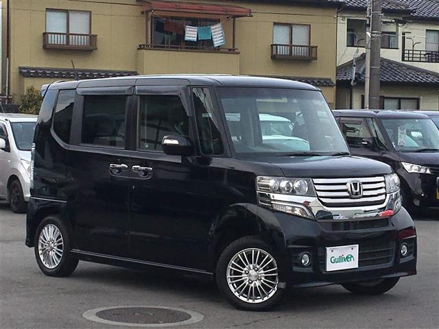 「ホンダ」「N-BOX」「コンパクトカー」「栃木県」の中古車