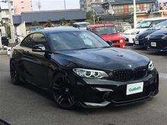 BMW M2純正ナビ/バックカメラ/クルコン/パドルシフト/革シート