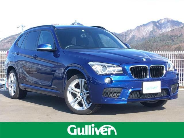 「BMW」「BMW X1」「SUV・クロカン」「山梨県」の中古車