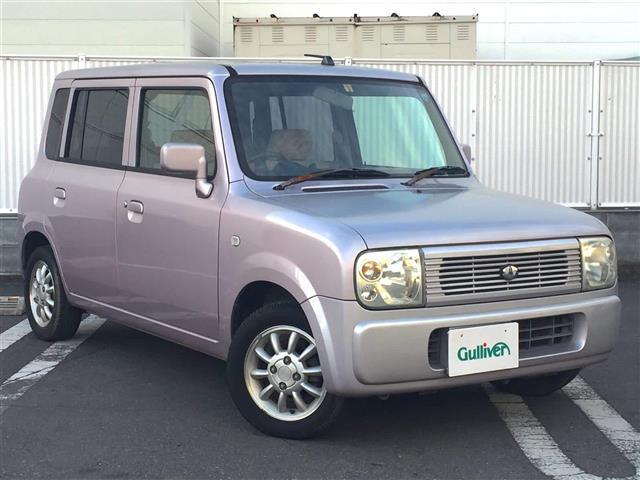 「スズキ」「アルトラパン」「軽自動車」「島根県」の中古車