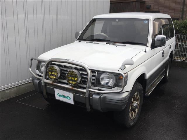 「三菱」「パジェロ」「SUV・クロカン」「島根県」の中古車