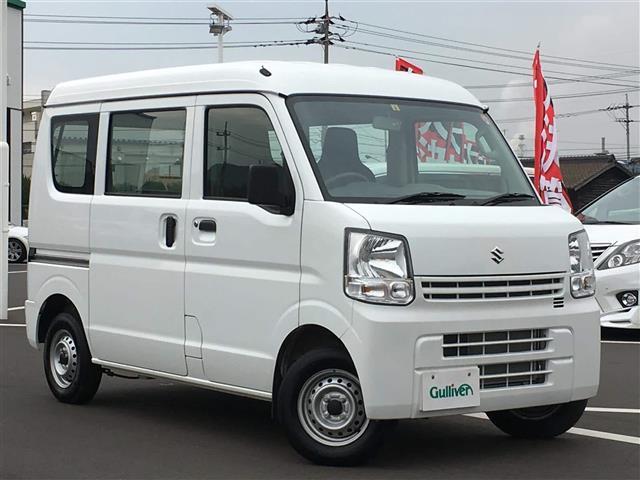 「スズキ」「エブリイ」「コンパクトカー」「岡山県」の中古車