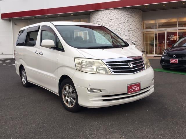 「トヨタ」「アルファード」「ミニバン・ワンボックス」「福井県」の中古車