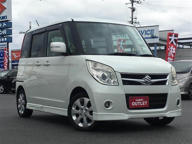 「スズキ」「パレット」「コンパクトカー」「滋賀県」の中古車
