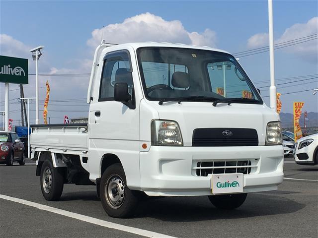「スバル」「サンバートラック」「トラック」「徳島県」の中古車
