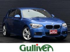 BMW1シリーズ Mスポーツ メーカHDDナビ OP18インチAW