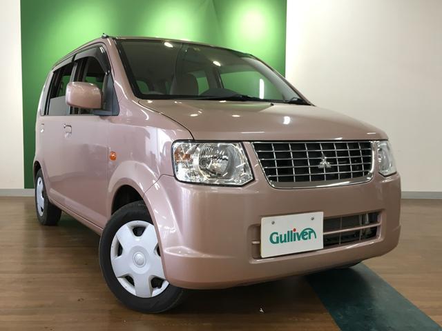 三菱 G 4WD ワンオーナー シートヒーター 純正CD キーレス