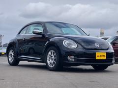 VW ザ・ビートルフェンダーエディション オートクルーズ 社外AWタイヤ有