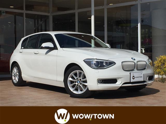 BMW 1シリーズ スタイル 純正HDD 衝突軽減 レーンキープ