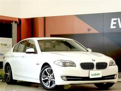 BMW5シリーズ 5 サンルーフ ベージュレザーシート リアカメラ