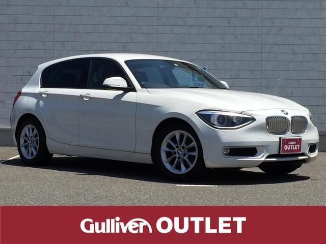 BMW 1シリーズ スタイル 純正メーカーナビ ETC スマートキー