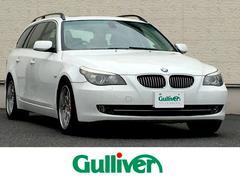 BMW5シリーズ ツーリング サンルーフ BBS18インチAW