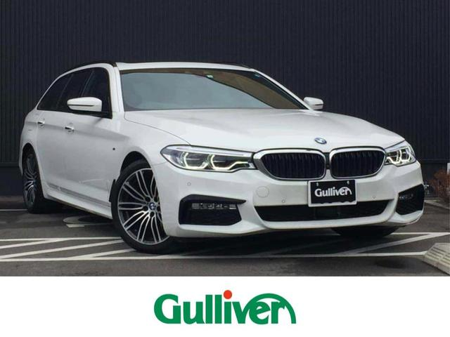 BMW 5シリーズ ツーリング Mスポーツ  サンルーフ ナビ 軽油