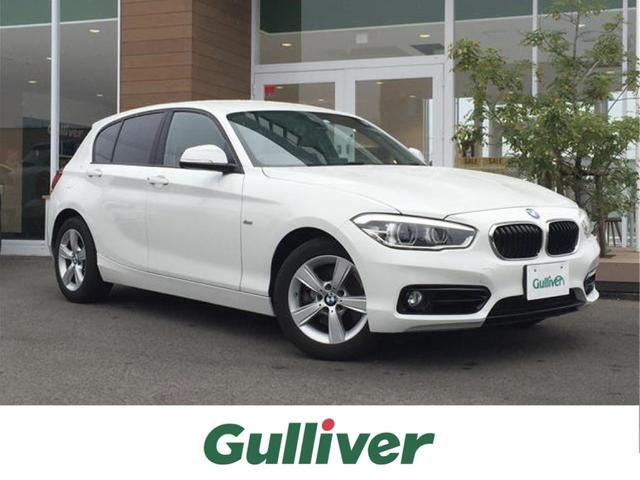BMW 1シリーズ スポーツ 純正ナビ/クルコン/Bカメラ/横滑防止